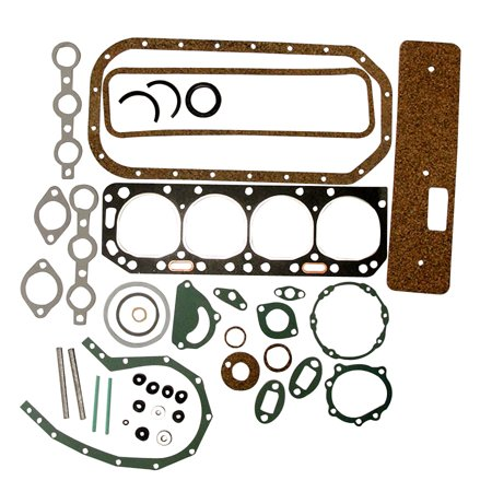 830689M1 New Engine Overhaul Gasket Set Made to Fit MF 35 50 135 150 202 204 +