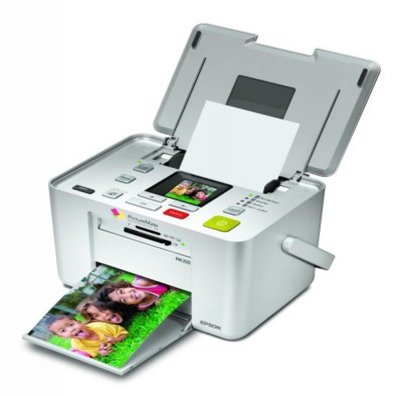Epson PictureMate Pal (PM 200) 4x6 Photo Printer