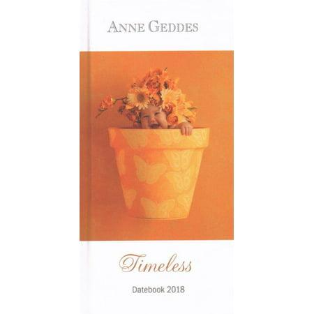 Anne Geddes 2018 Monthly/Weekly Pocket Planner Calendar