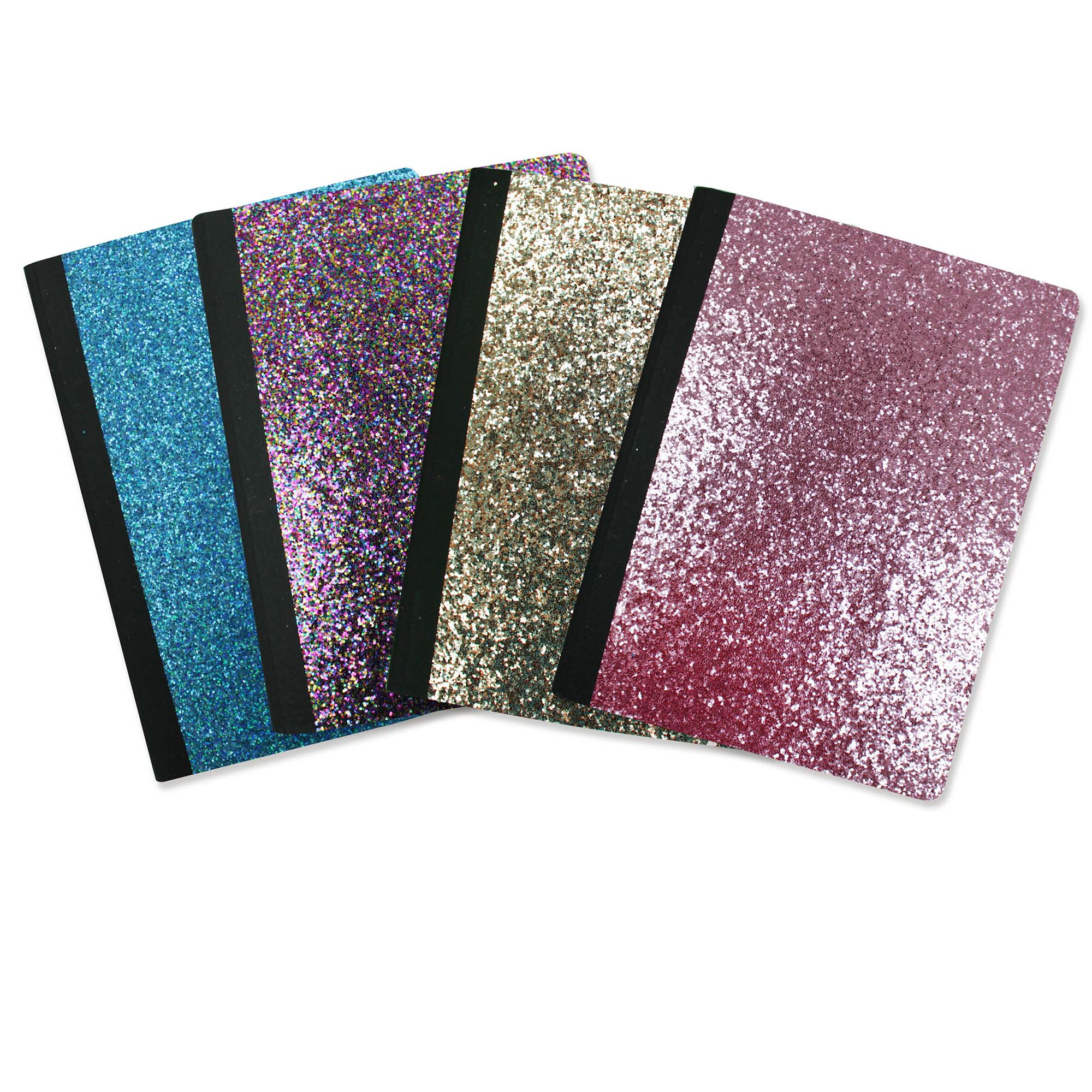U Style Bedazzled Composition Book, 100sh CR