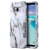 Galaxy S8 Plus Case, ULAK Anti Slip S8 Plus Case Shock Resistance Protective Cover for Samsung Galaxy S8 + Plus (2017) with Hybrid High Soft Silicone + Hard PC Case