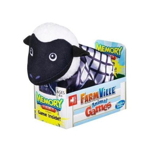 Farmville Animal Memory Game Disco Dancing Sheep Pouch