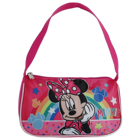 Size one size Girl's Minnie Mouse Handbag, Pink