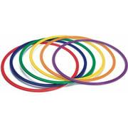 "Spectrum 36"" Flat Hoops, Set of 6"