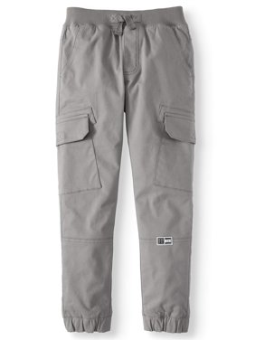 8be5a664b0d6fc Product Image Pull On Stetch Twill Skinny Cargo Jogger Pants (Big Boys)