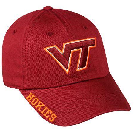 - NCAA Men's Virginia Tech Hokies Team Color Cap