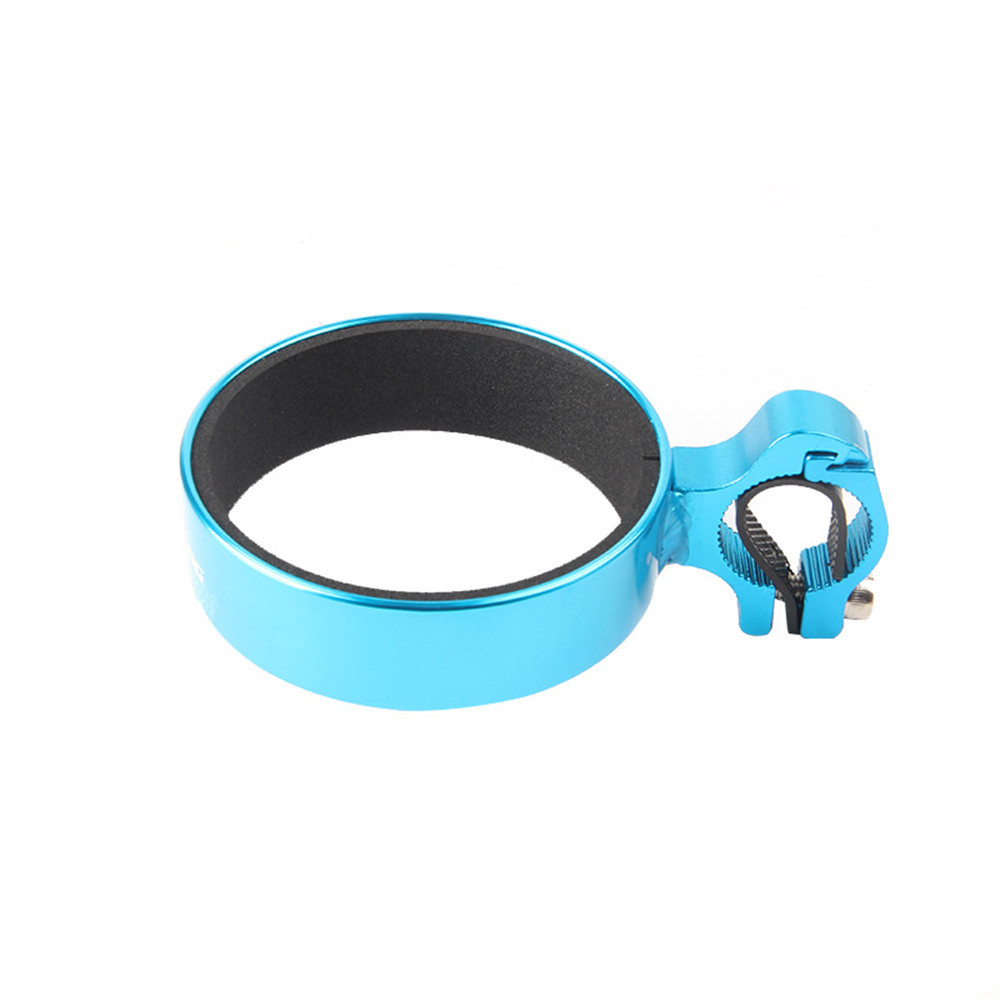 Lightweight Bicycle Cup Holder Bike Coffee Drinks Cup Holder Handlebar Mount