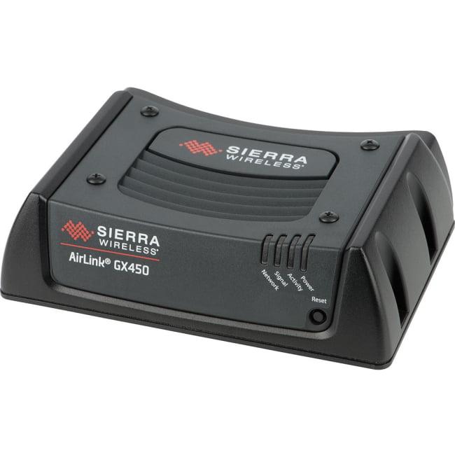 Sierra Wireless AirLink GX450 Rugged Mobile 4G Gateway (Verizon Wireless) by Sierra Wireless Data Inc