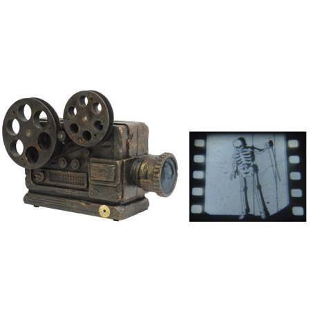 Haunted Movie Animated Projector Halloween Decoration](Halloween Movie Decorations)