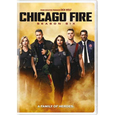 Chicago Fire Saison 6 (DVD) - image 1 de 1