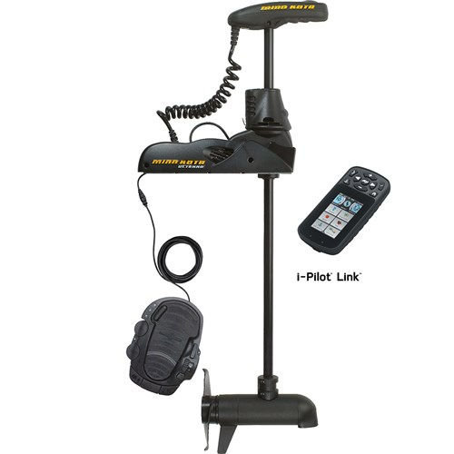 """Minn Kota Ulterra 80 w  iPilot Link & Bluetooth Bow-Mount Trolling Motor 60"""" Shaft 24 Volts by MINN KOTA"""