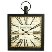 Aspire Home Accents Olivia Wall Clock