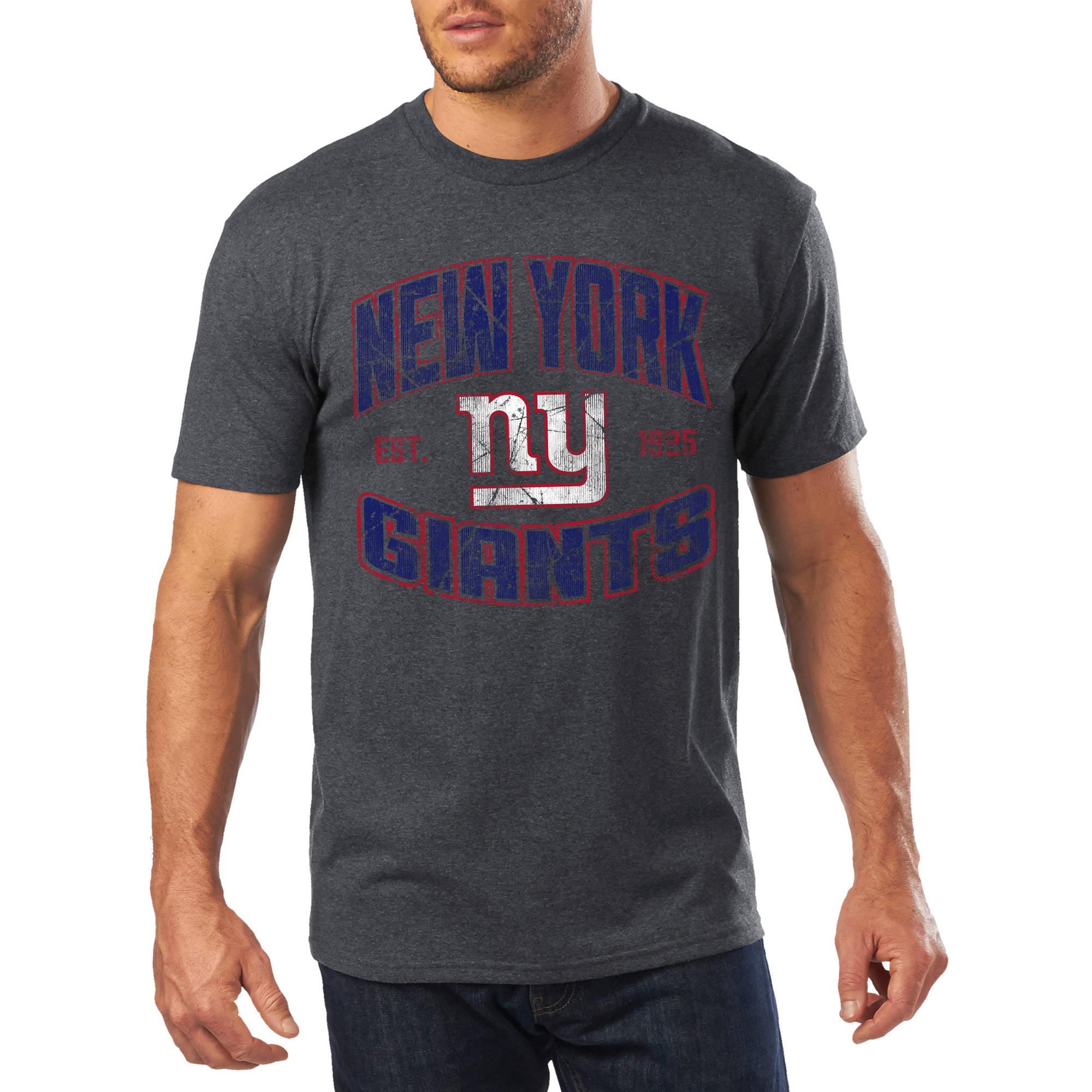 Men's NFL New York Giants Short Sleeve Tee