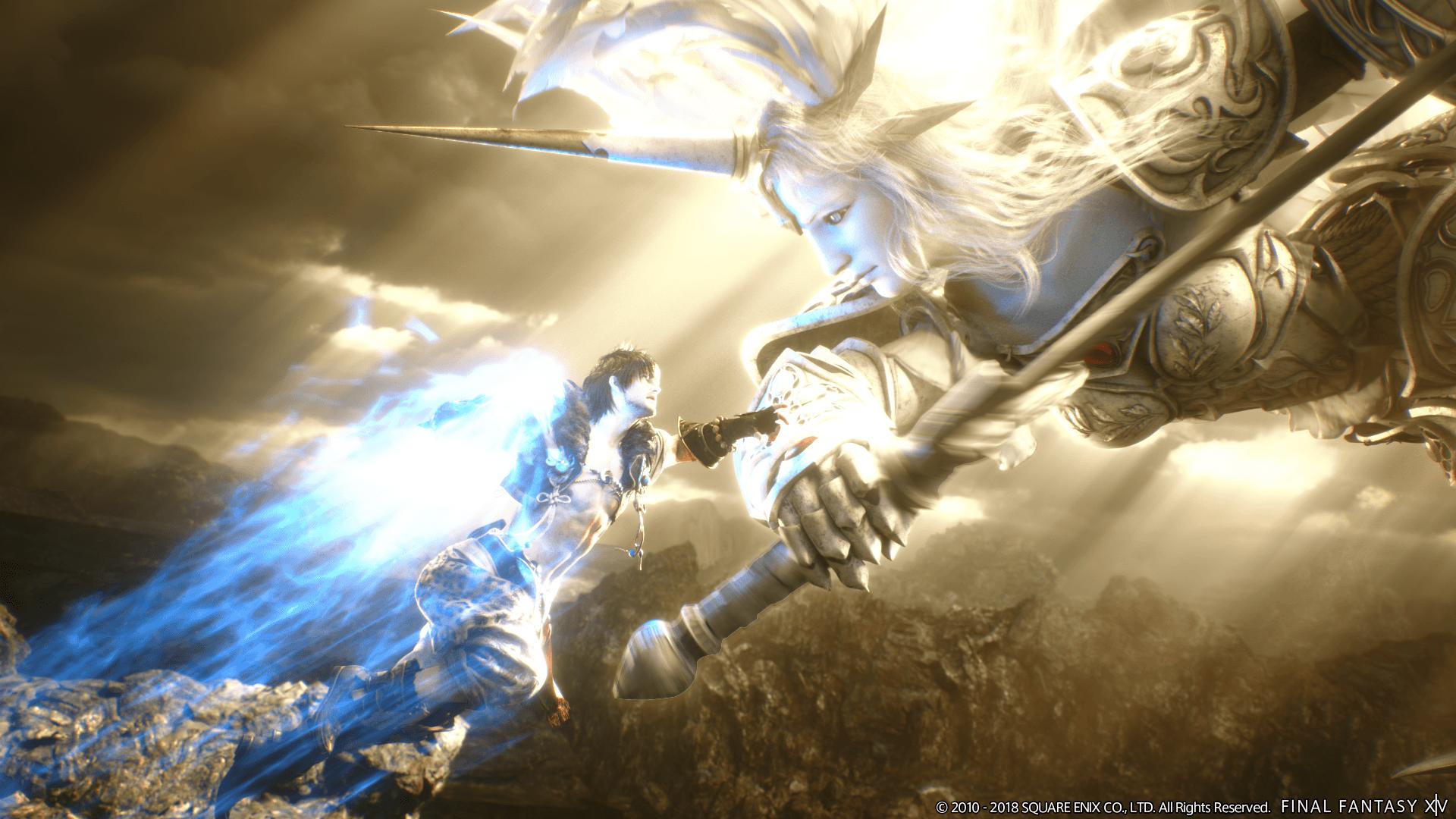 Final Fantasy XIV: Shadowbringers, Square Enix, PlayStation 4