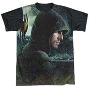Arrow - Hero - Short Sleeve Black Back Shirt - X-Large