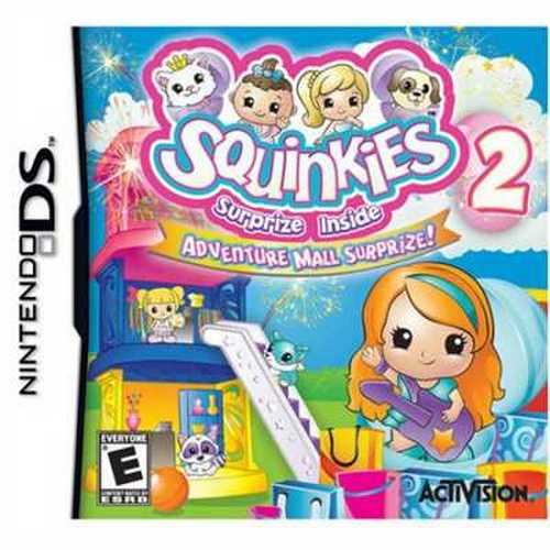 Squinkies 2 Adventure Mall (DS) - Pre-Owned