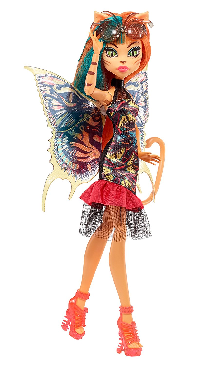 Garden Ghouls Wings Toralei Doll, Let your iMagination take flight with the Monster High... by