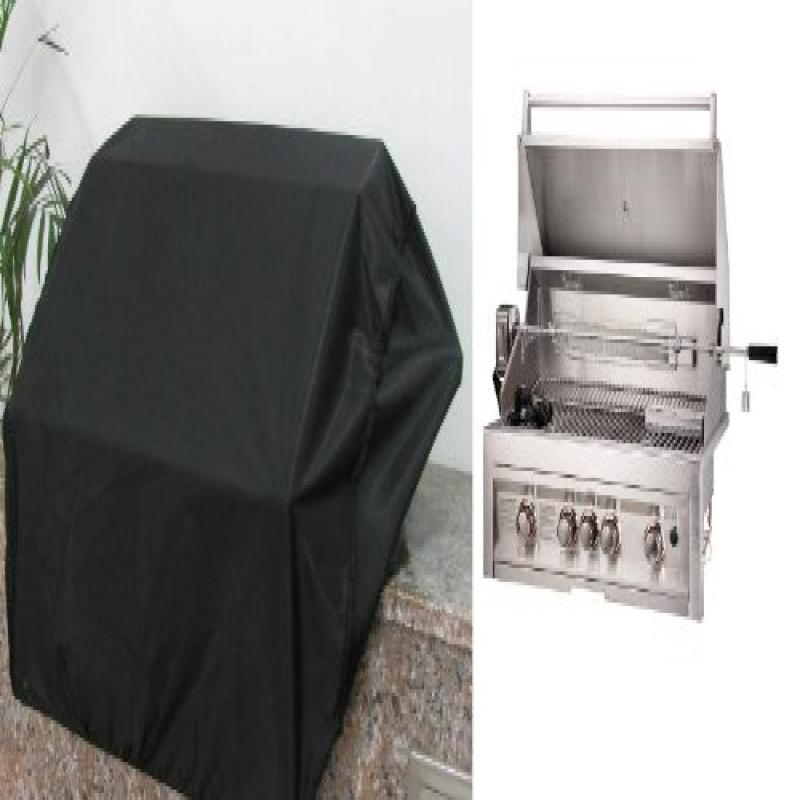 Sunstone Grills 34'' Weather-Proof Grill Cover for 4 Burner Grill