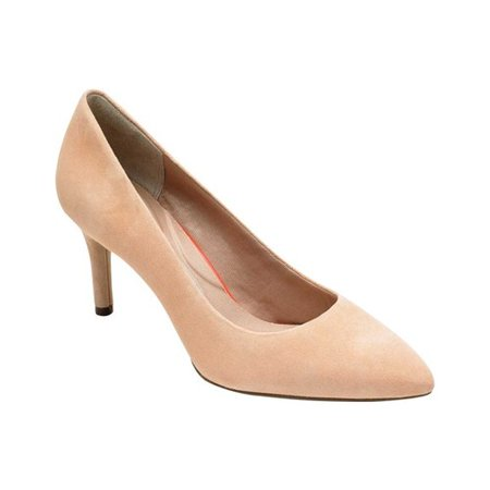3bdc6e3ab5 Rockport - Women's Rockport Total Motion 75mm Pointed Toe Pump - Walmart.com