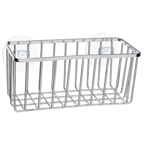 Kitchen Details Chrome Wire Sink Caddy -