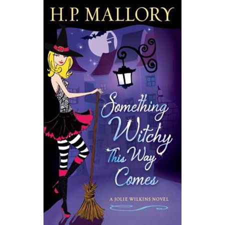 Something Witchy This Way Comes - eBook