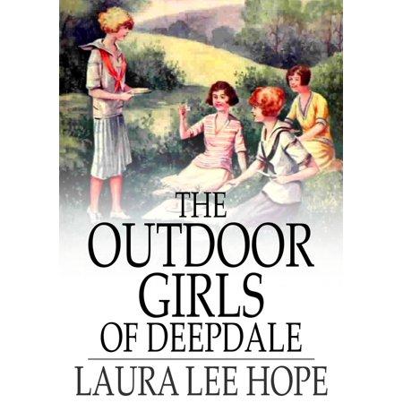 The Outdoor Girls of Deepdale - eBook
