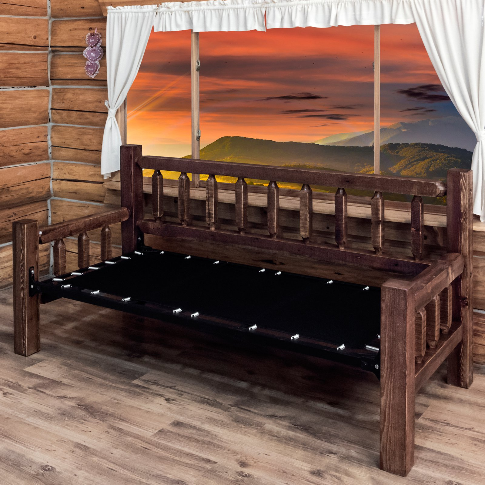 Montana Woodworks Homestead Daybed