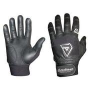 BTG425-S_Black Batting Gloves (Medium)