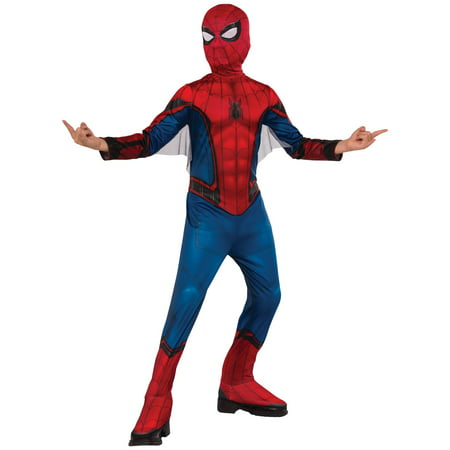 Spider-Man Homecoming Spiderman Child Costume - Spiderman Costume Rental