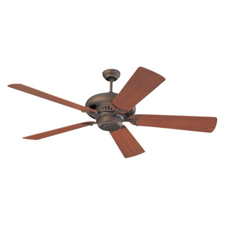 Monte Carlo 5Gp60rb Grand Prix 60 In  Indoor Ceiling Fan   Roman Bronze   Energy Star