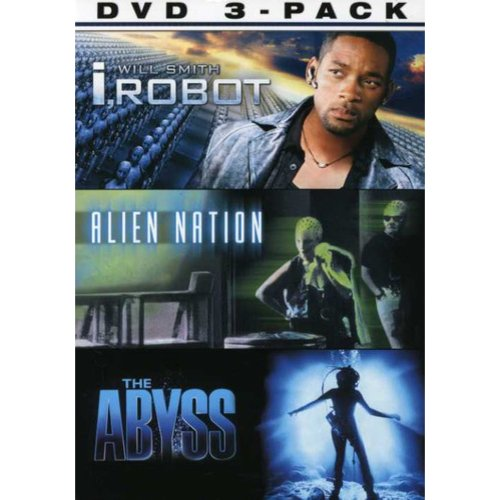 Us Or Them? 3-Pack: I, Robot / Alien Nation / The Abyss (Widescreen)