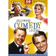 Hollywood Comedy Legends: 50 Movies by Mill Creek