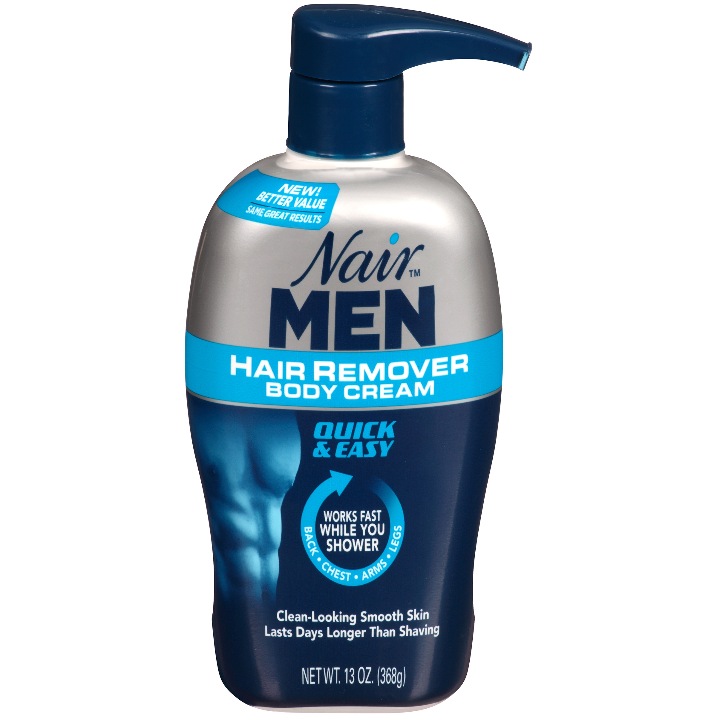 Nair Hair Remover For Men Hair Remover Body Cream 13 Oz