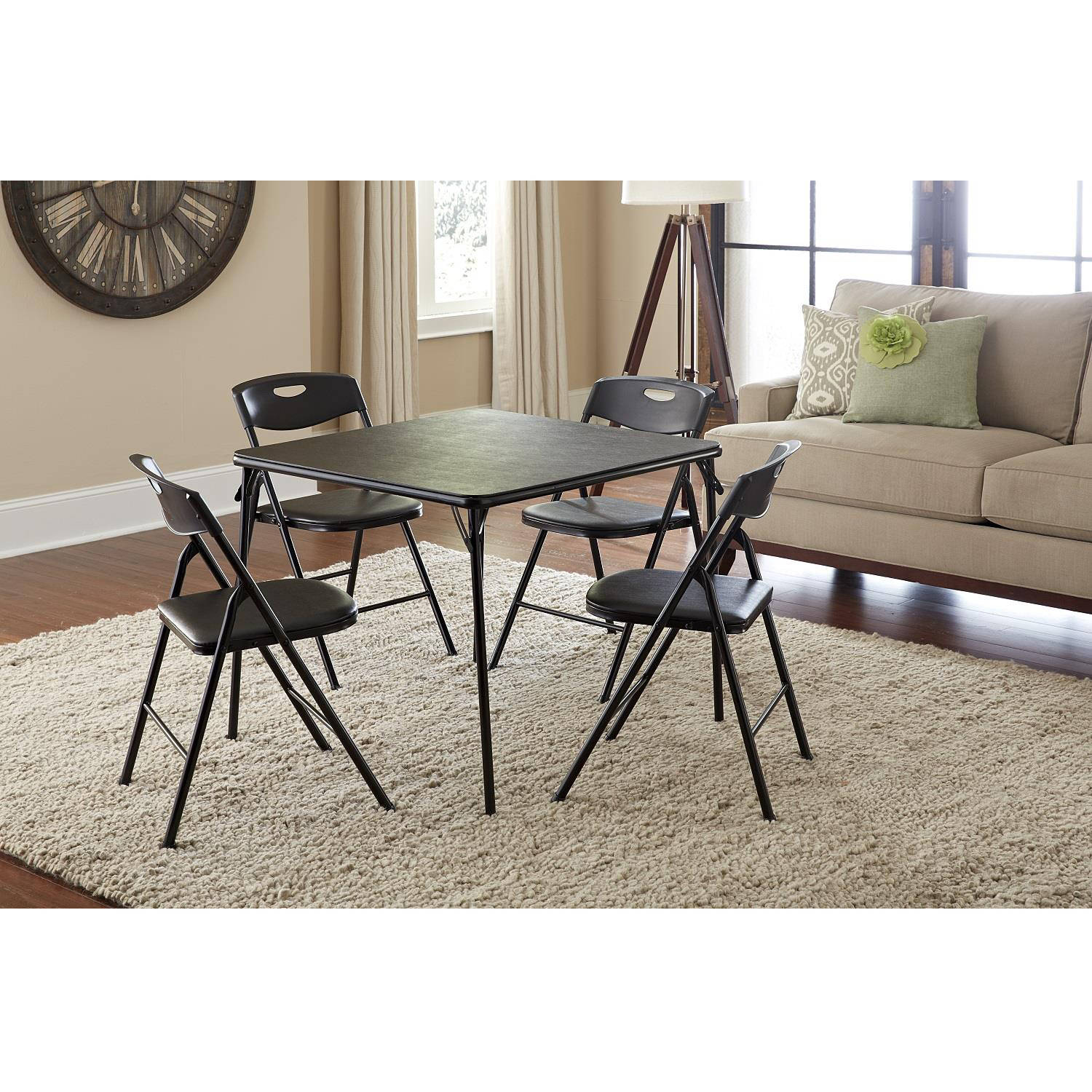 Cosco 5pc Card Table Set by Generic
