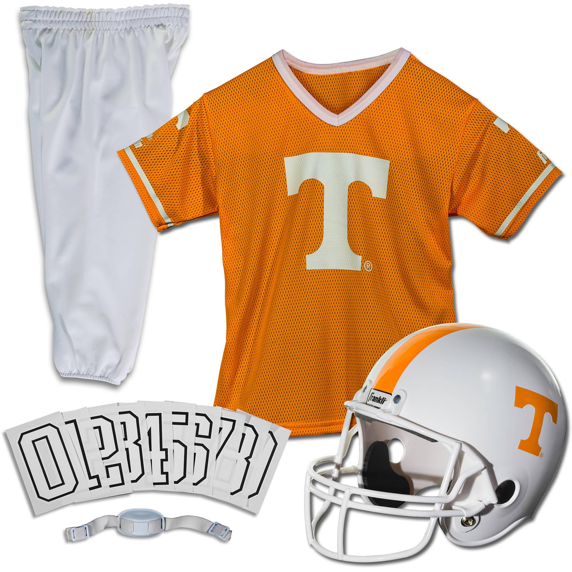 Franklin Sports NCAA Tennessee Volunteers Uniform Set, Small
