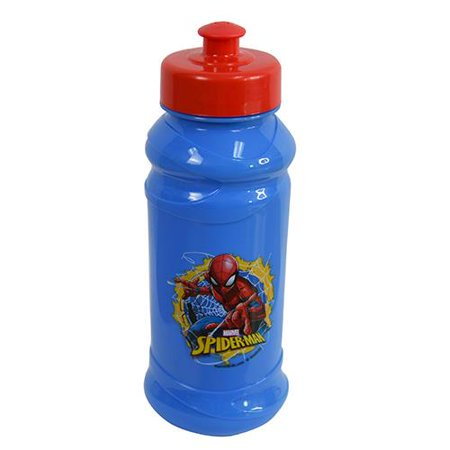 Spiderman 16 oz. Pull Top Water Bottle- 2PCS
