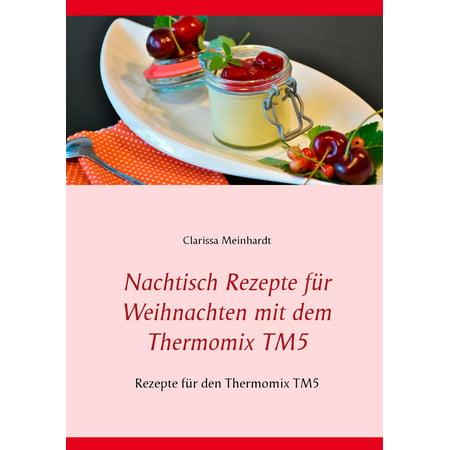Rezepte Halloween (Nachtisch Rezepte für Weihnachten mit dem Thermomix TM5 -)