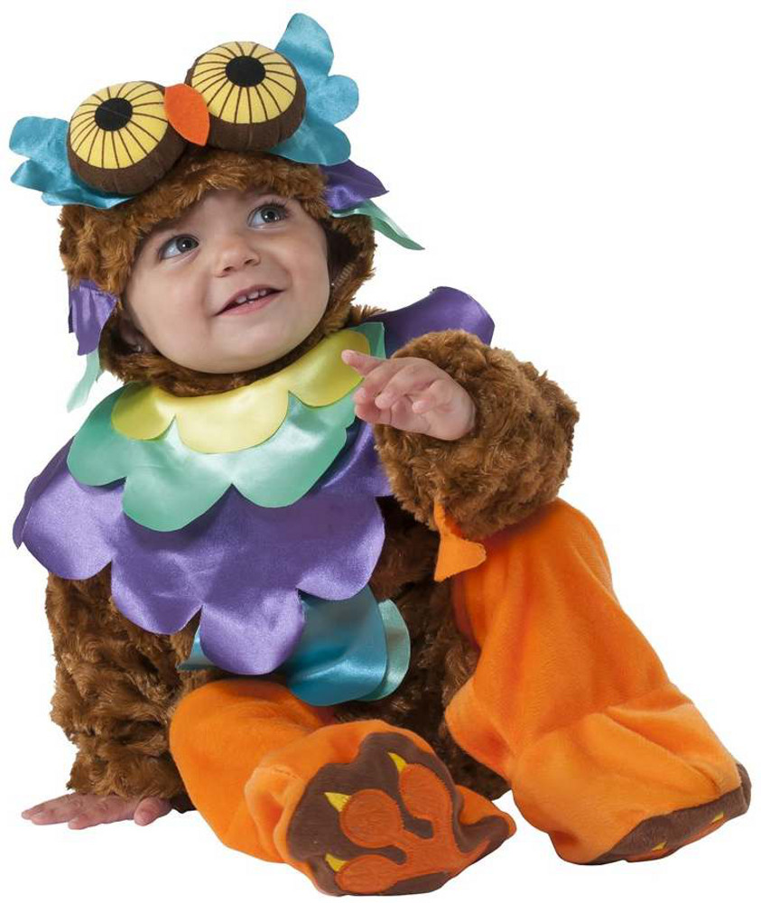 sc 1 st  Walmart & Rubies Night Owl Baby Costume 12-18 months - Walmart.com
