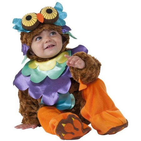 Rubies Night Owl Baby Costume 12-18 months (Baby Owl Costume)