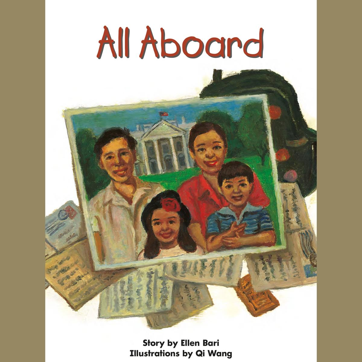 All Aboard - Audiobook