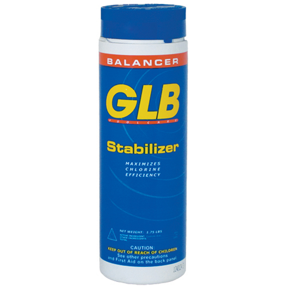 GLB 71265 1.75LB Chlorine Stabilizer