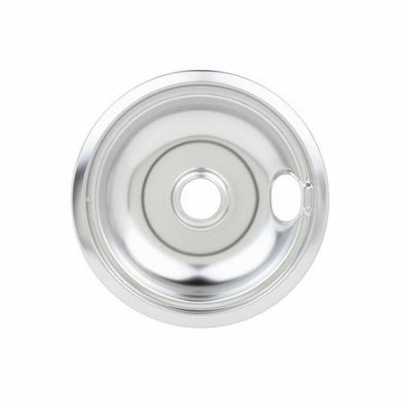 8 Chrome Drip Pan (Frigidaire 8 In. Stove Chrome Drip Pan 316048413 )