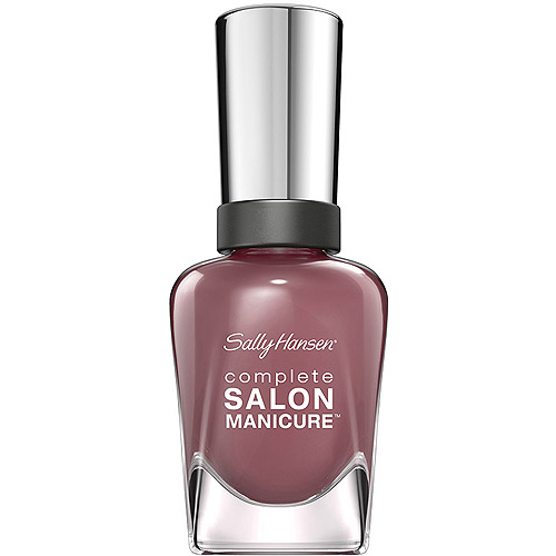 Sally Hansen Complete Salon Manicure Nail Color, Plum's the Word