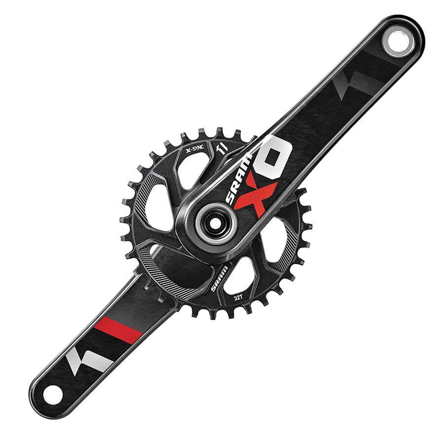SRAM X01 BB30 32T Direct Mount X-Sync Mountain Bicycle Crankset - 00.6118.334