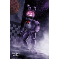 Five Nights At Freddys - Classic Bonnie Poster Print