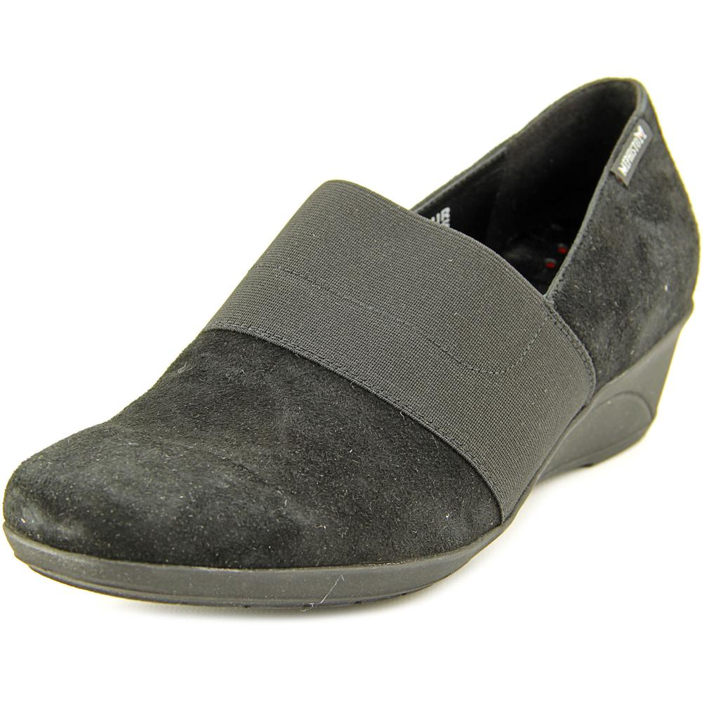 Mephisto Kalima Women  Open Toe Suede  Wedge Heel