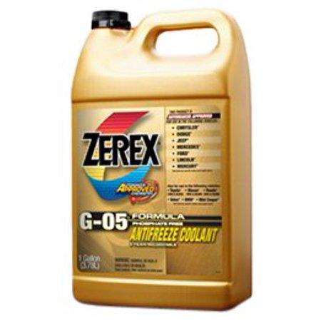 - Zerex G-05 Antifreeze/Coolant, Ready to Use - 1gal (ZXG05RU1)