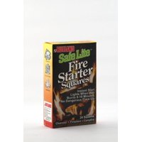 Safe Lite Fire Starter - 24 Squares