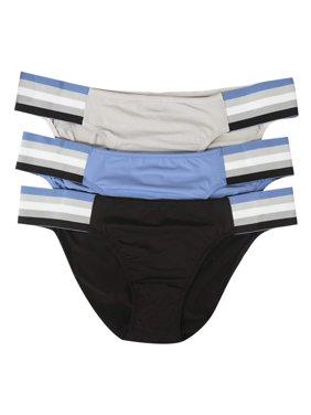 366fd880b Product Image Women s Athletic Microfiber Bikini Panties - 3 Pack. RBX