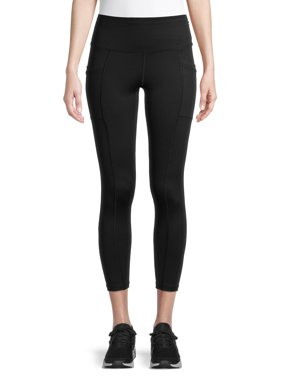 Apana Women's Active Side Pocket Leggings